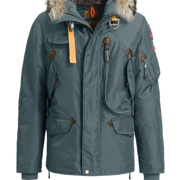 ... parajumpers masterpiece right hand parka heren jas